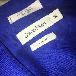 Calvin Klein Dressing shirt for boys